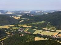 08_12902 01.07.2008 Luftbild Werleshausen