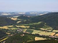 08_12903 01.07.2008 Luftbild Werleshausen