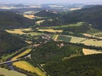 08_12906 01.07.2008 Luftbild Werleshausen