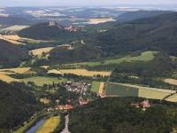 08_12909 01.07.2008 Luftbild Werleshausen