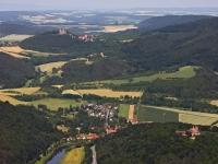 08_12910 01.07.2008 Luftbild Werleshausen
