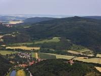 08_12911 01.07.2008 Luftbild Werleshausen