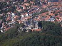 07_17631 16.09.2007 Luftbild Wernigerode