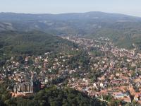 07_17664 16.09.2007 Luftbild Wernigerode