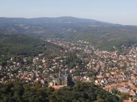 07_17667 16.09.2007 Luftbild Wernigerode