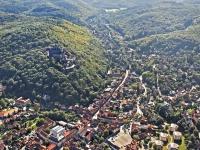 07_17692 16.09.2007 Luftbild Wernigerode