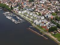 13_16573 07.06.2013 Luftbild Wiesbaden Hafen