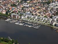 13_16574 07.06.2013 Luftbild Wiesbaden Hafen