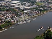 13_16583 07.06.2013 Luftbild Wiesbaden Hafen