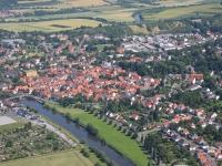 08_12891 01.07.2008 Luftbild Witzenhausen