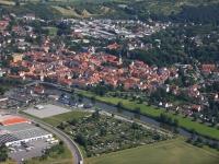 08_12898 01.07.2008 Luftbild Witzenhausen