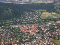 08_12801 01.07.2008 Luftbild Zierenberg