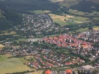 08_12809 01.07.2008 Luftbild Zierenberg