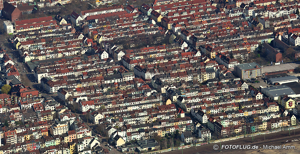 Luftbild Bremen Findorff