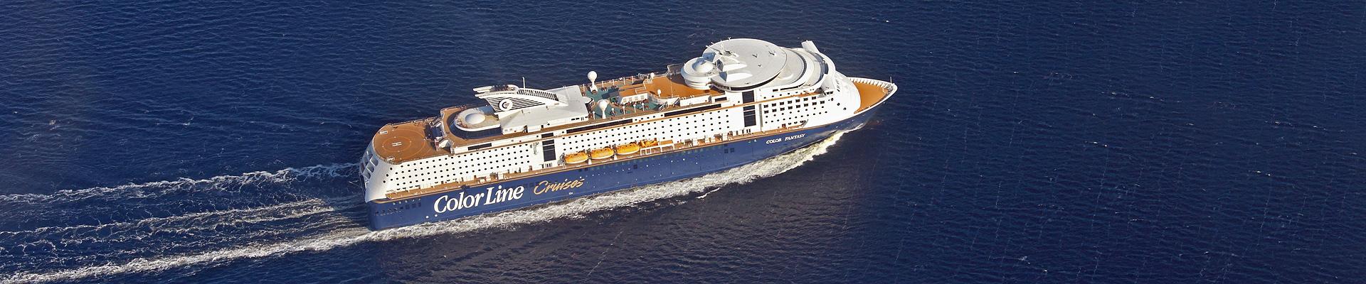 Fahrschiff Luftbild