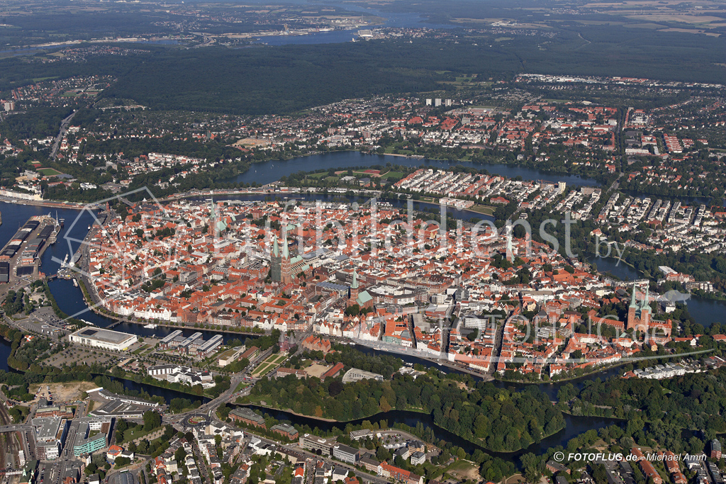 Marzipanstadt Lübeck