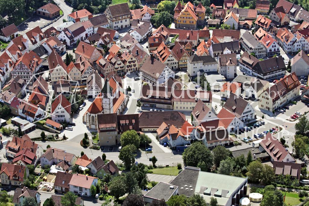 Luftbild Neuffen