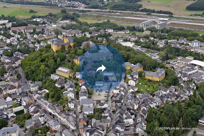 Luftbild Montabaur