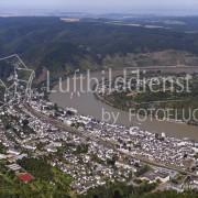 Luftbilder Boppard, Rheinland-Pfalz