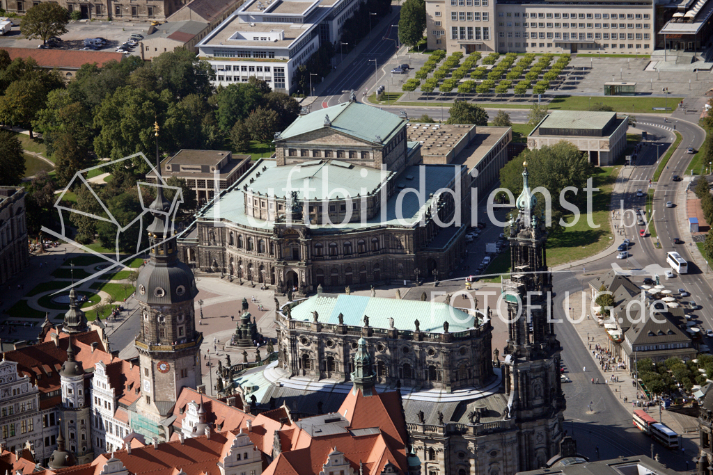 Luftbild Dresden Semperoper 07_18467