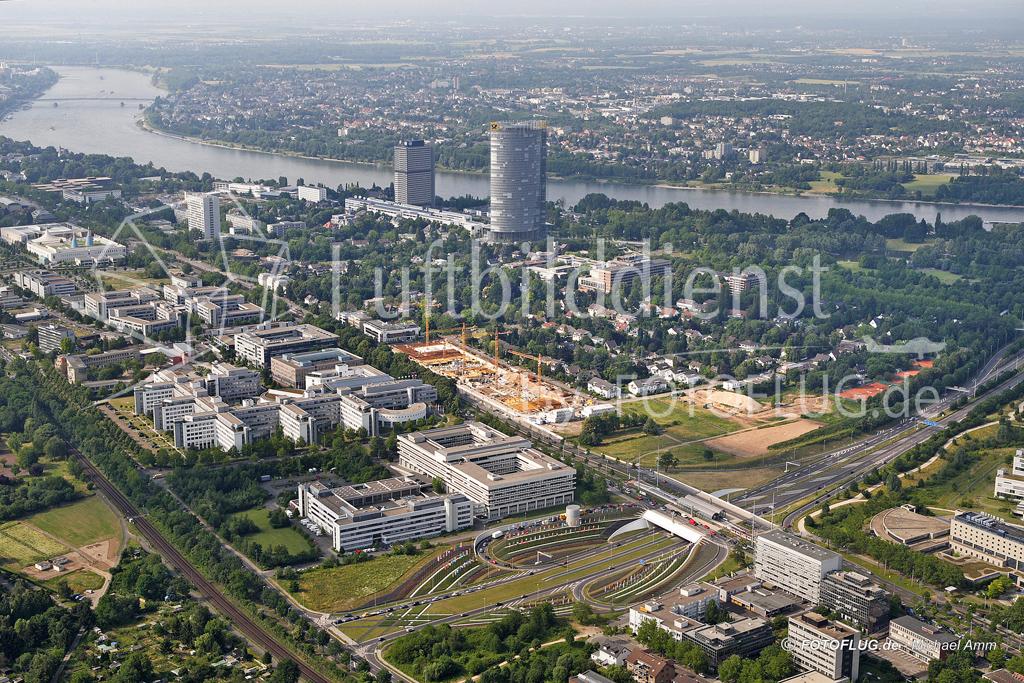 06_8535 29.06.2006 Luftbild Bonn