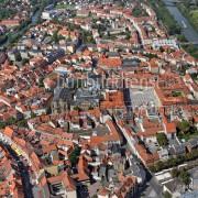 06_12857 06.09.2006 Luftbild Bamberg