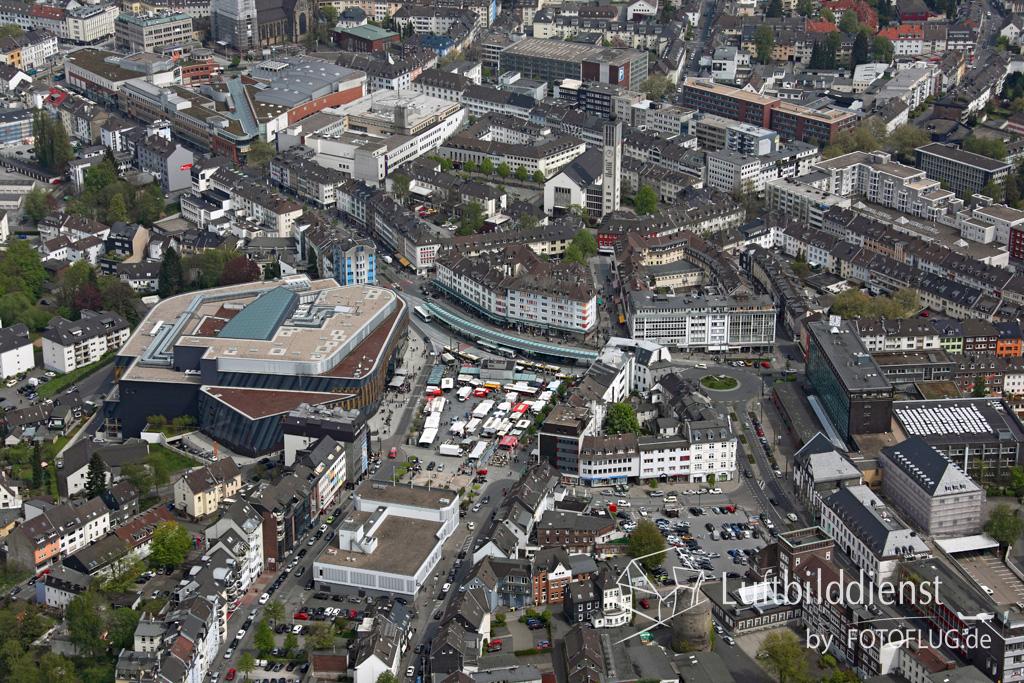 15k2_08019 02.05.2015 Luftbild Solingen Innenstadt
