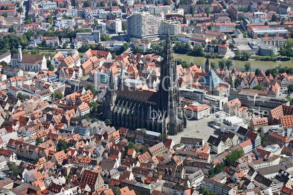 07_15376 26.07.2007 Luftbild Ulm