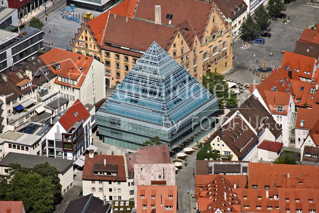 07_15401 26.07.2007 Luftbild Ulm