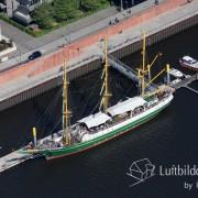 15k2_08309 15.05.2015 Luftbild Bremen Alexander-von-Humboldt