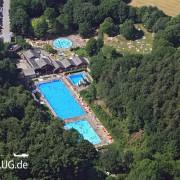 Luftbild Schwelmebad