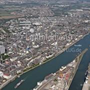 BASF Ludwigshafen 2006 Luftbild