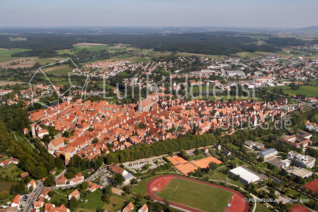 06_15042 21.09.2005 Luftbild Dinkelsbuehl