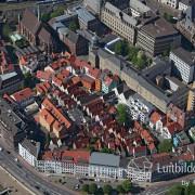 Luftbild Bremen Schnoorviertel