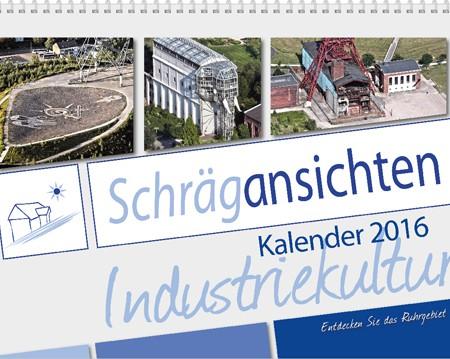 Schrägansichten Industriekultur 2016