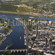 06_14163 10.09.2005 Luftbild Koblenz