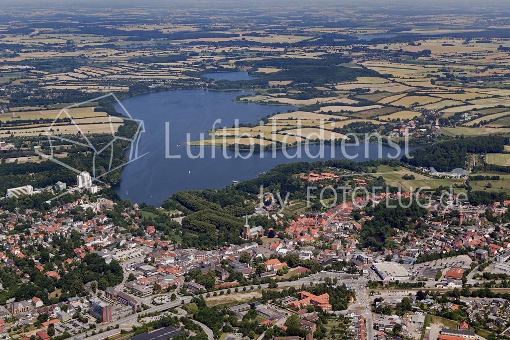 Luftbild Bad Segeberg