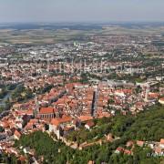 Luftbild Landshut, Bayern