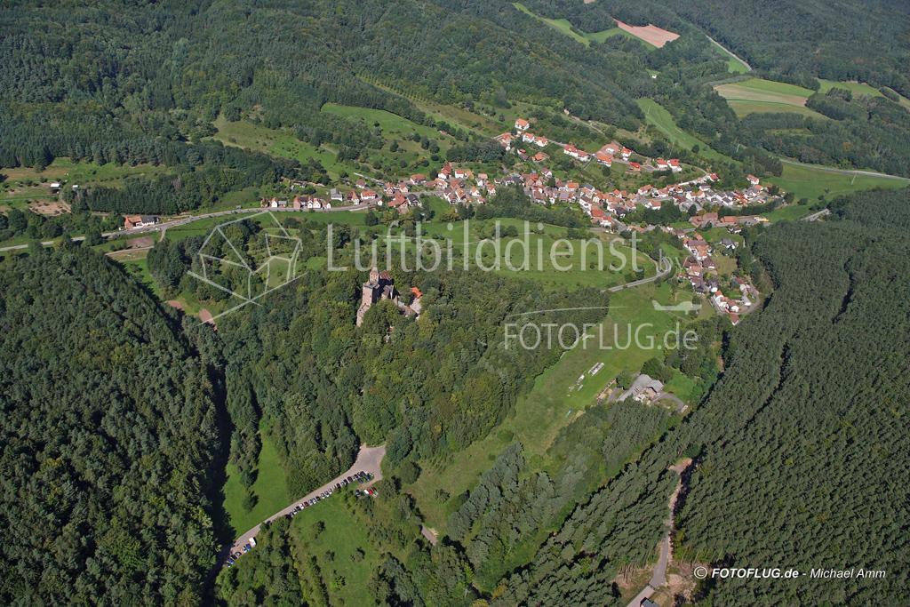 06_13572 09.09.2006 Luftbild Erlenbach