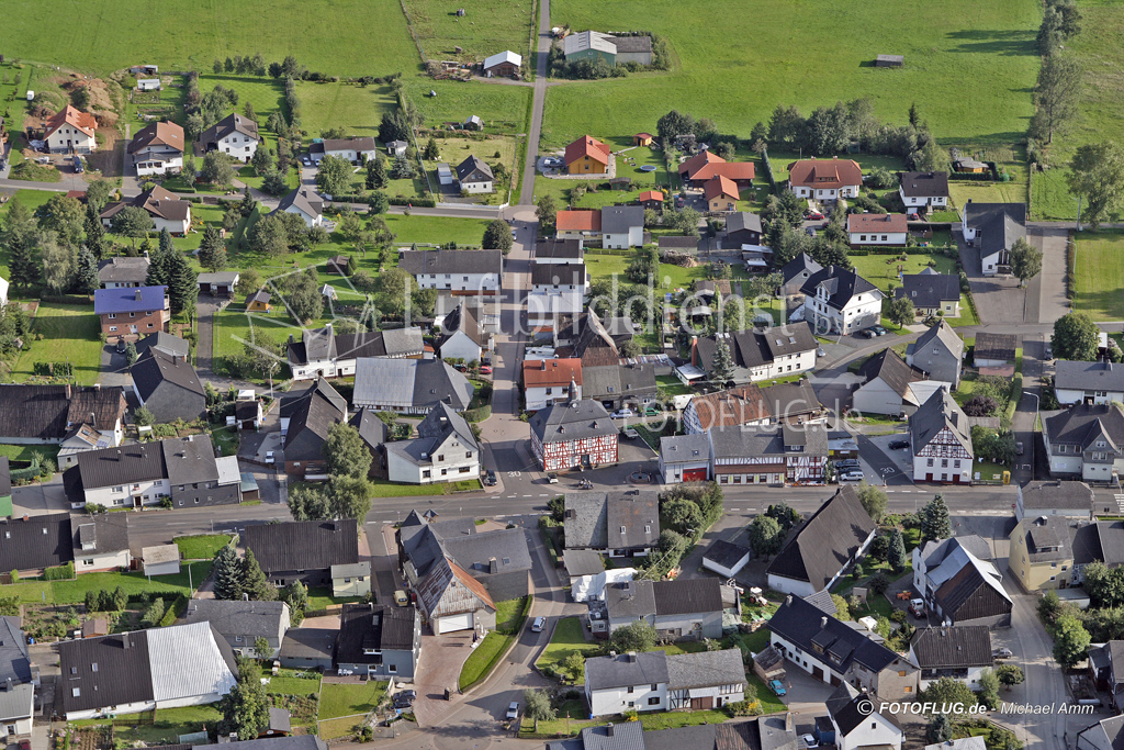 06_14038 10.09.2006 Luftbild Rehe