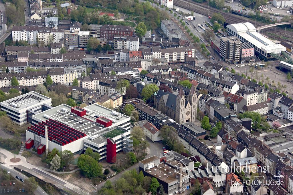 15k2_08256 02.05.2015 Luftbild Wuppertal Oberbarmen