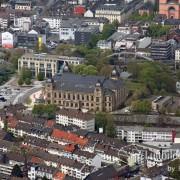 15k2_08025 02.05.2015 Luftbild Wuppertal Stadthalle