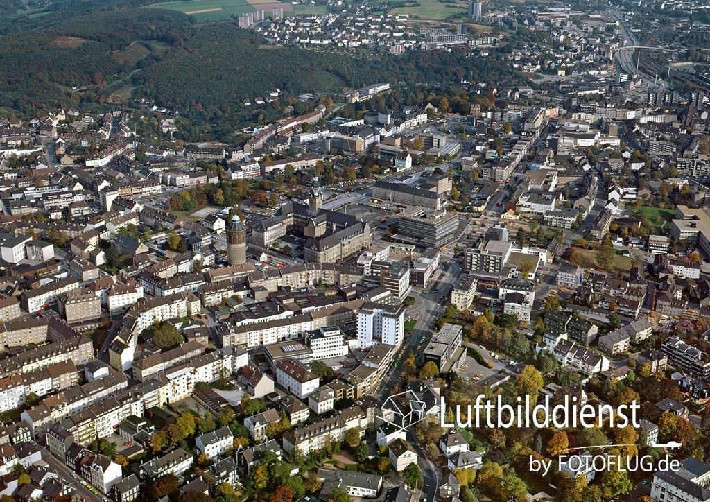 46874-1978 Luftbild Remscheid