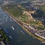 06_14156 10.09.2005 Luftbild Koblenz