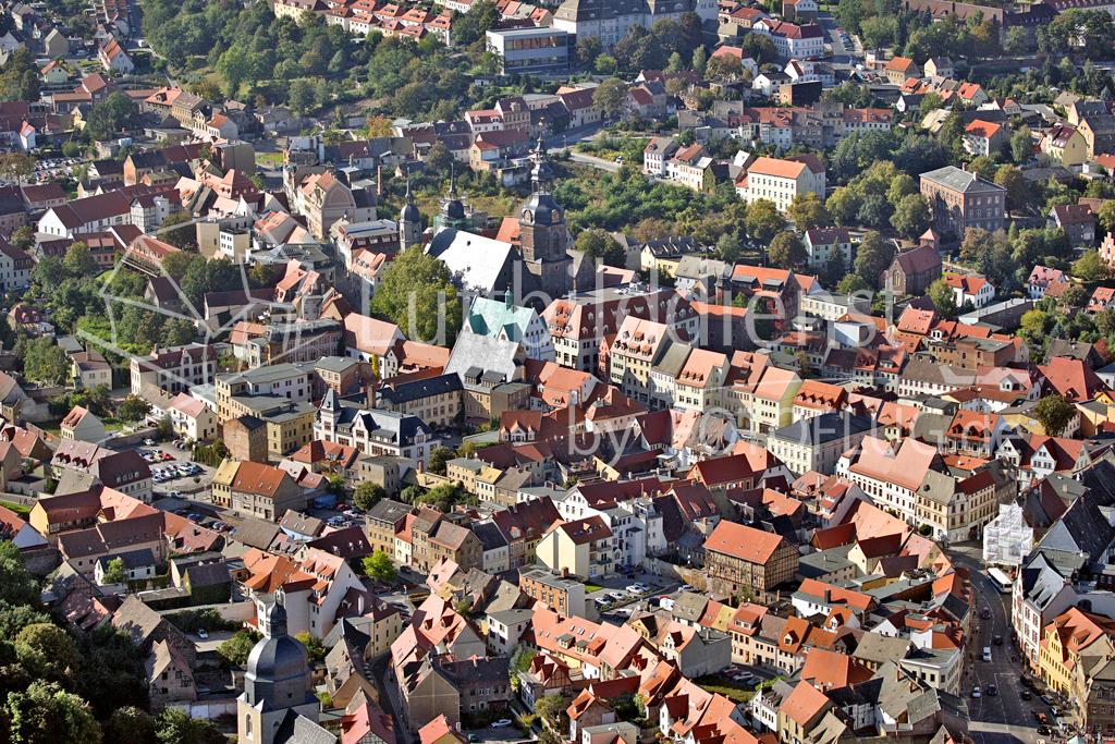07_18599 16.09.2007 Luftbild Eisleben