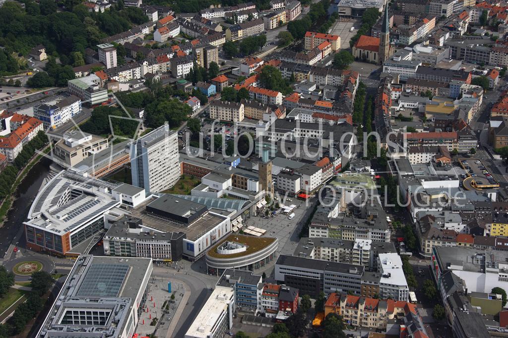 08_13986 05.07.2008 Luftbild Hagen Mitte