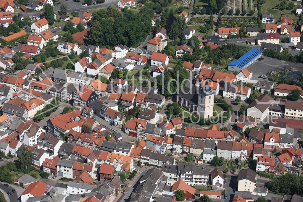 I08_12964 01.07.2008 Luftbild Sontra