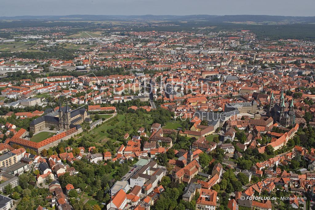 06_12863 06.09.2006 Luftbild Bamberg