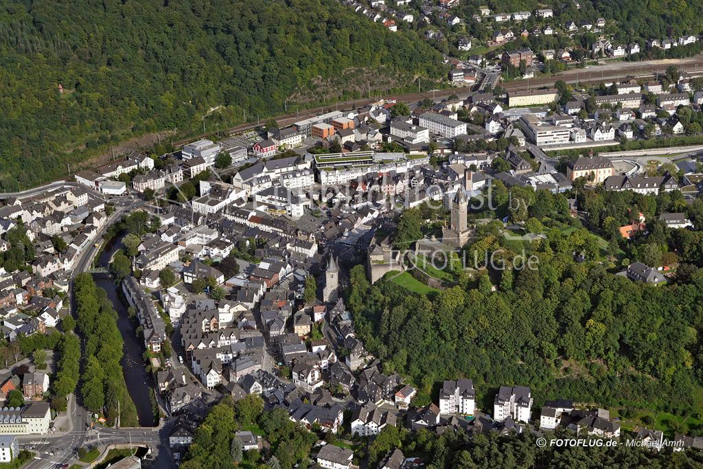06_13990 10.09.2006 Luftbild Dillenburg