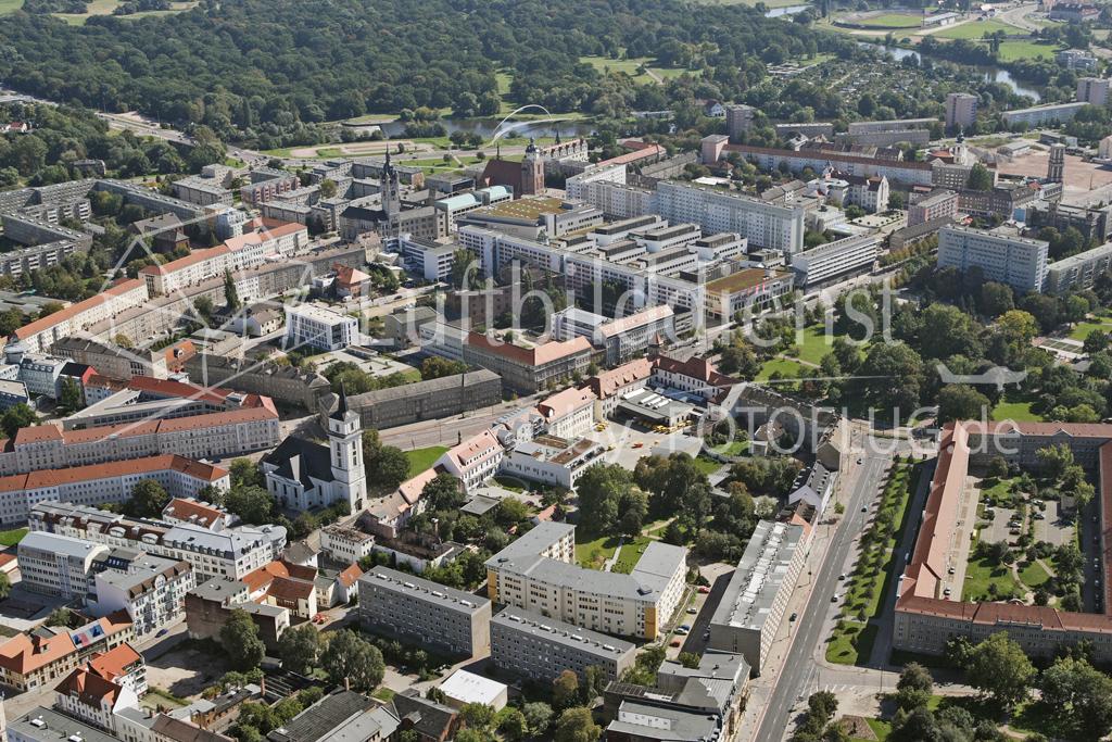 07_18276 16.09.2007 Luftbild Dessau